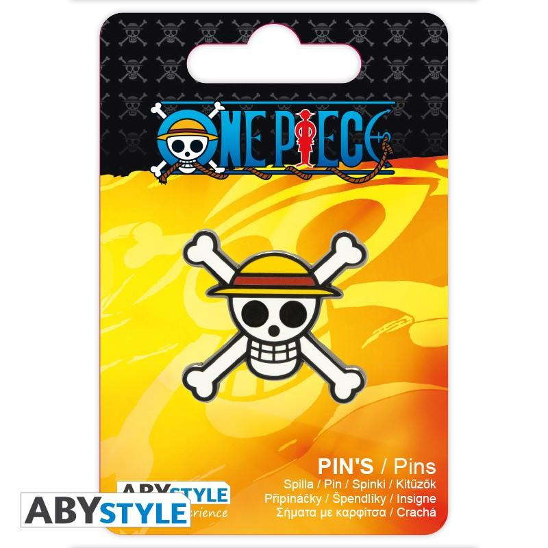 ONE PIECE - Skull - Pin's_2
