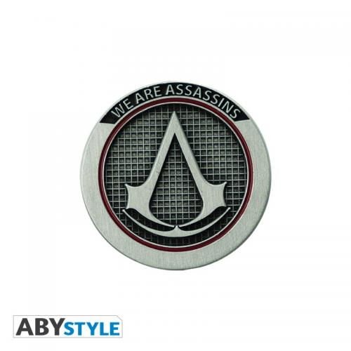 ASSASSIN'S CREED - Crest - Pin's