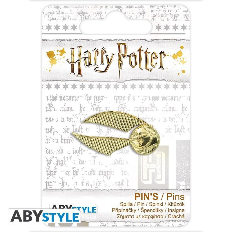 HARRY POTTER - Vif d'Or - Pin's_3