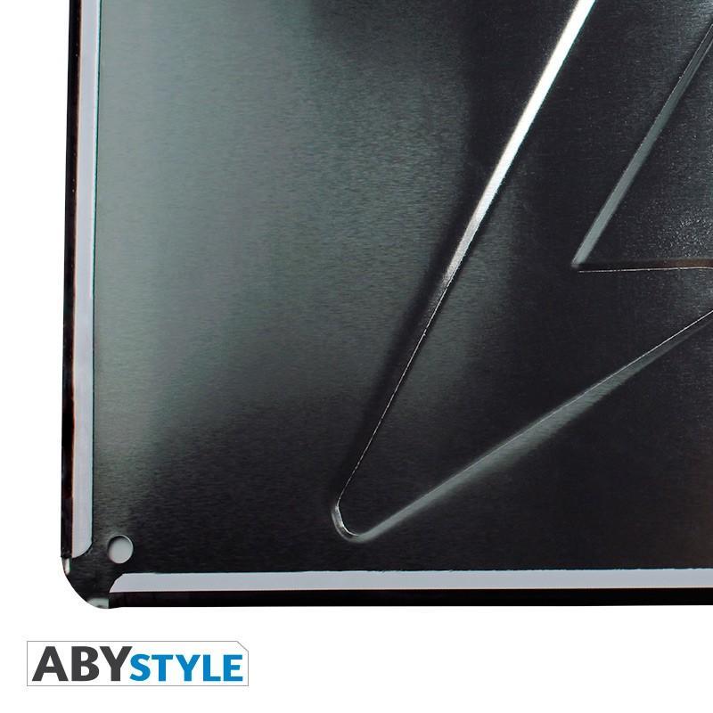 FAIRY TAIL - Emblem - Plaque métal '28x38cm'_2