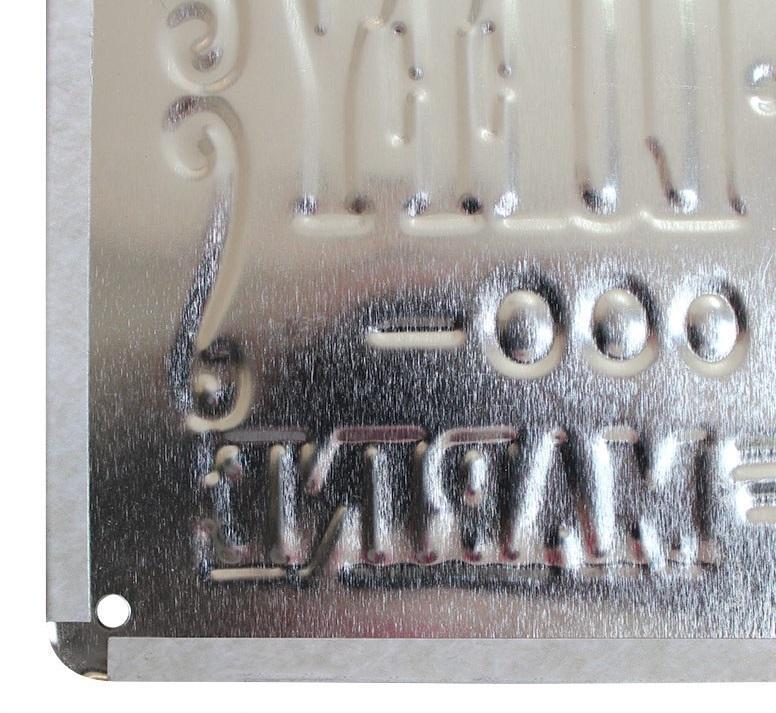 NARUTO - Konoha - Plaque métal '28x38'_2