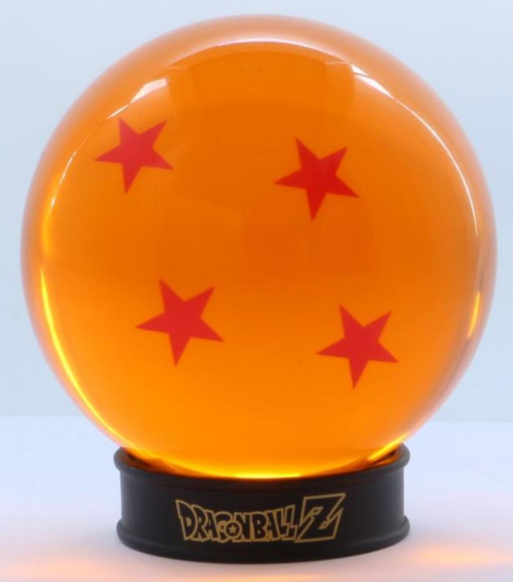 DRAGON BALL - Boule de Cristal 75mm avec Socle Collector_2