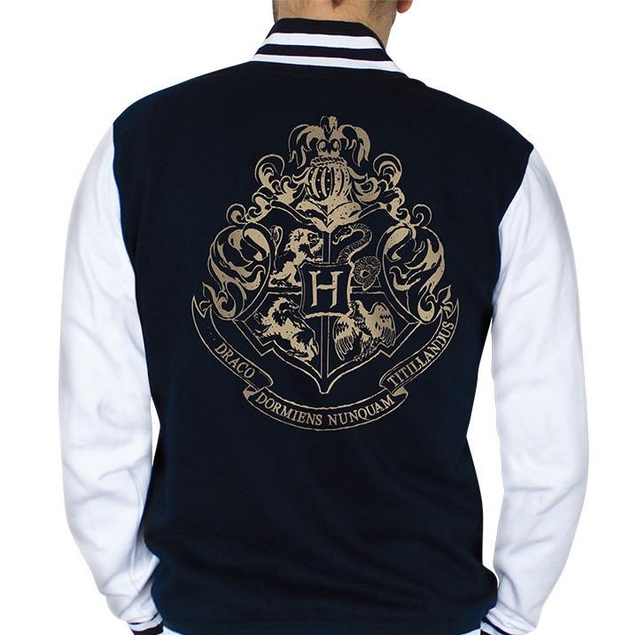HARRY POTTER - Blouson Teddy Poudlard (L)