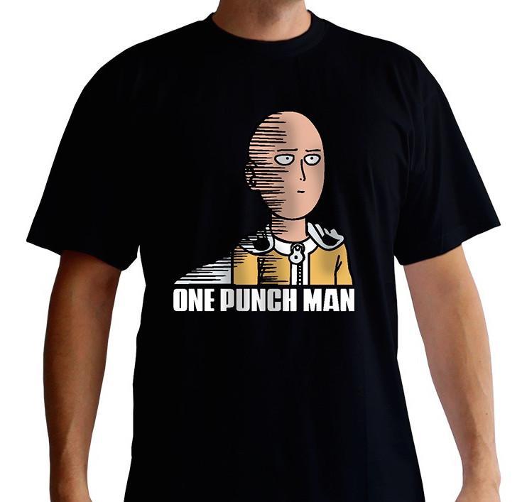 ONE PUNCH MAN - T-Shirt Saitama Fun (L)