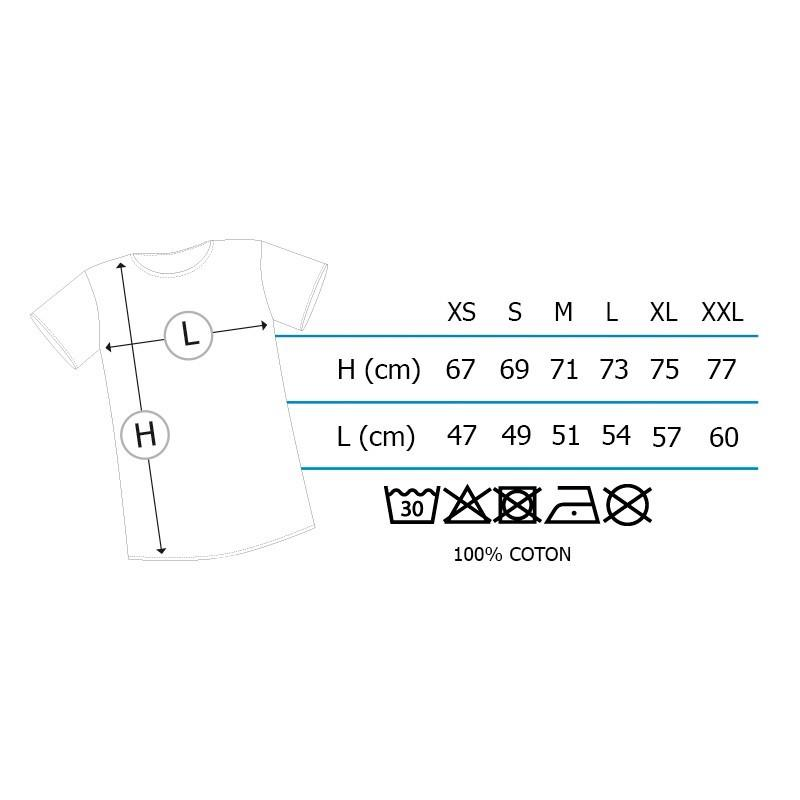 DRAGON BALL - T-Shirt DBZ/Saiyan Homme Black (M)_2