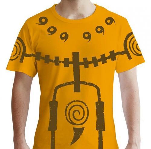 NARUTO - Chakra - T-shirt homme prémium (M)