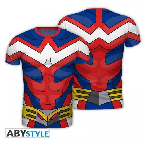 MY HERO ACADEMIA - T-Shirt COSPLAY - All Might (S)
