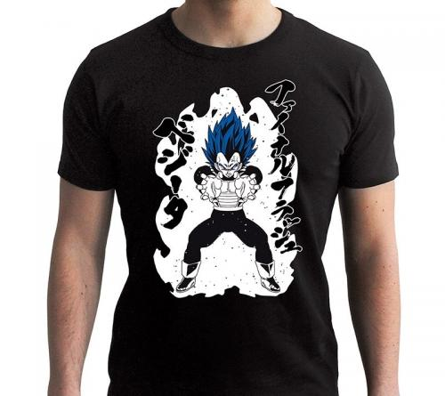 DRAGON BALL SUPER - Vegeta Royal Blue - T-Shirt - (XS)