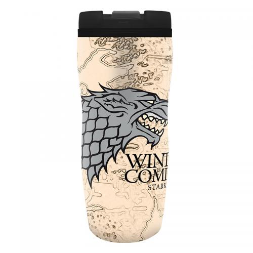 GAME OF THRONES - Tumbler 355ml - Winter is Coming