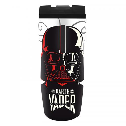 STAR WARS - Tumbler 355ml - Vador Graphic