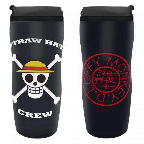 ONE PIECE - Tumbler 355ml - Luffy