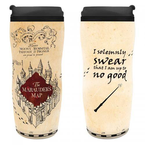 HARRY POTTER - Tumbler 355ml - Marauder Map