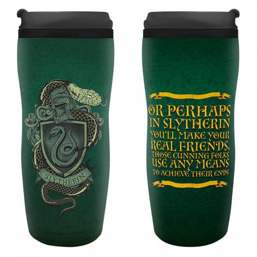 HARRY POTTER - Tumbler 355ml - Serpentard