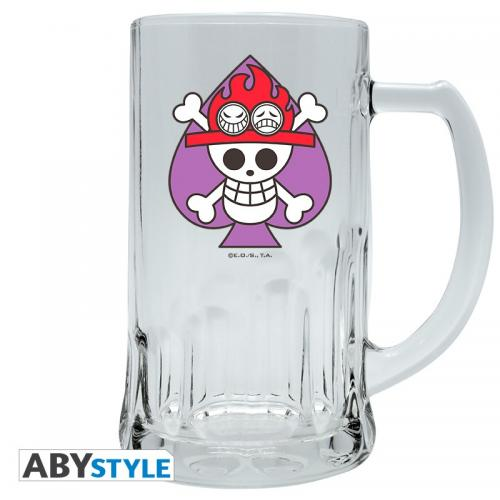 ONE PIECE - Chope 500ml - ACE