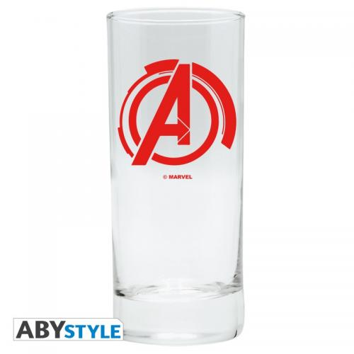 MARVEL - Avengers - Verre 290ml