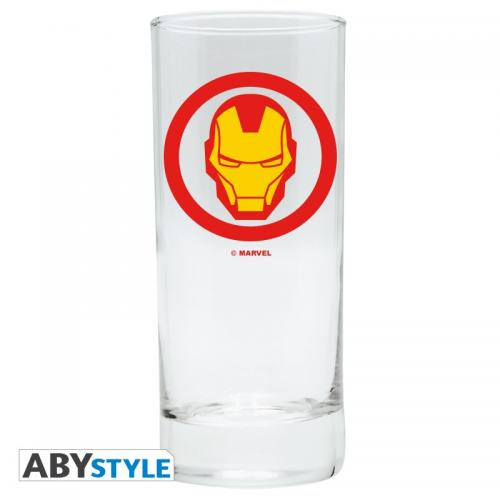 MARVEL - Iron Man - Verre 290ml