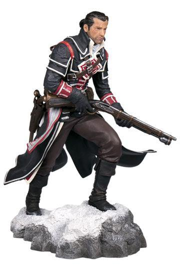 ASSASSIN'S CREED ROGUE - The Renegade Statue 'Officiel Ubisoft' - 24cm_2