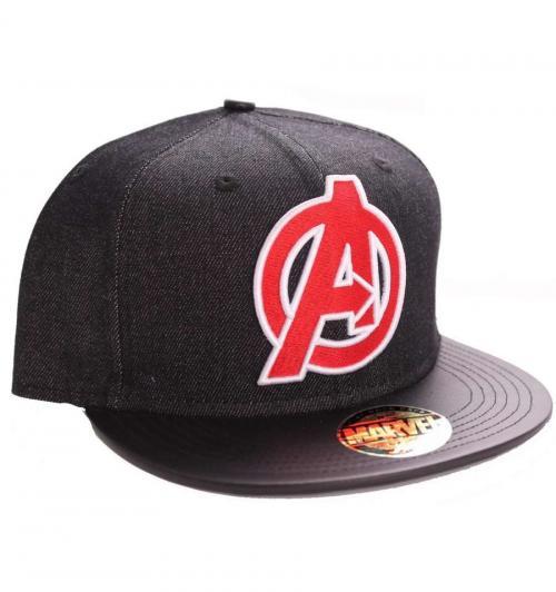 AVENGERS - Casquette - Logo Avengers