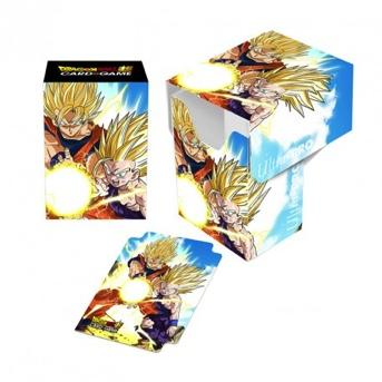 DRAGON BALL - Deck Box - Father & Son Kamehameha