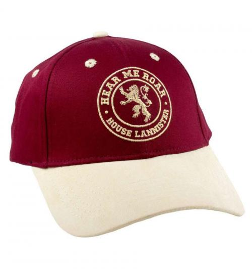 GAME OF THRONES - Casquette - Lannister