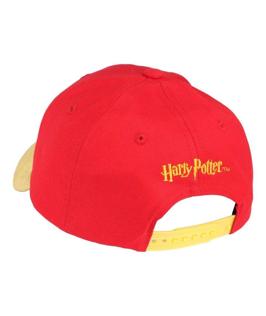 HARRY POTTER - Casquette Baseball Gryffindor School_2