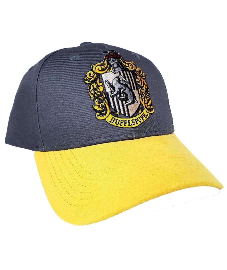 HARRY POTTER - Casquette Baseball Hufflepuff School