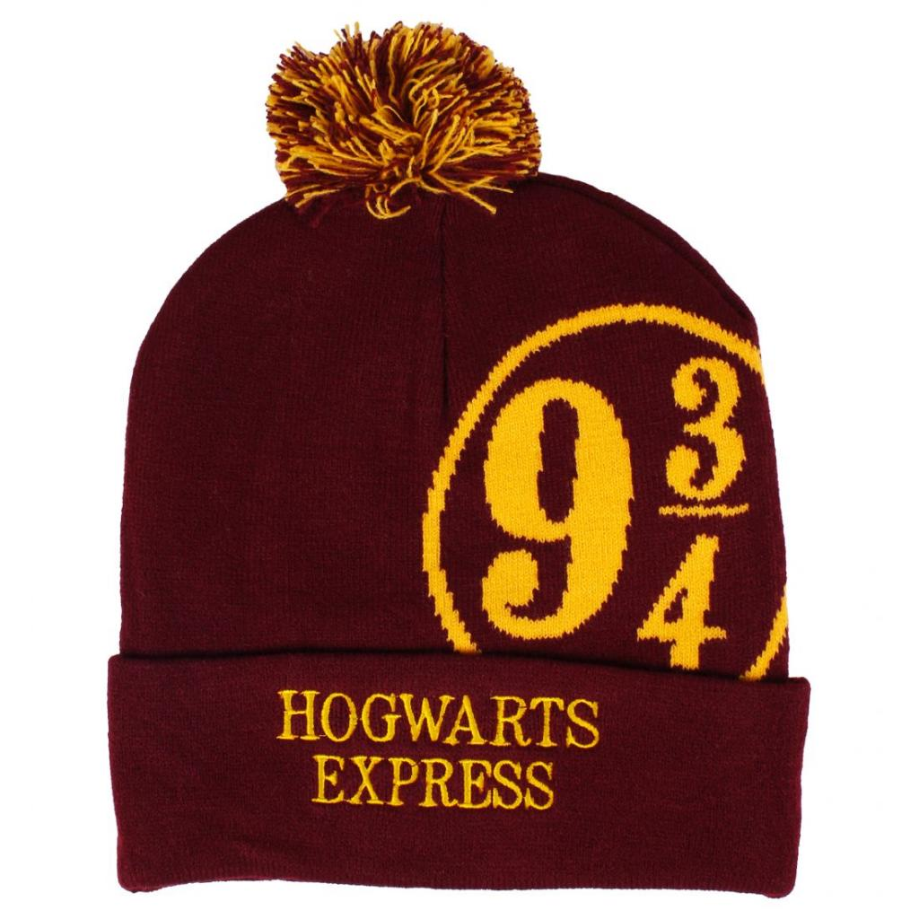 HARRY POTTER - Bonnet 9 3/4 Hogwarts Express