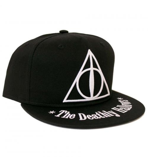HARRY POTTER - Casquette - The Deathly Hallows