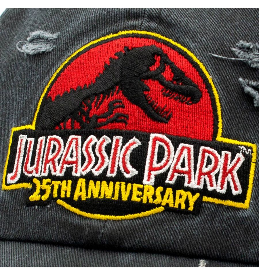Logo Casquette Jurassic Park