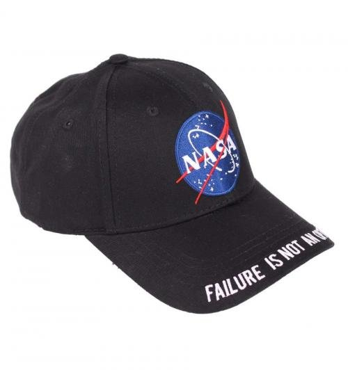 NASA - Casquette Baseball - Failure is not an Option