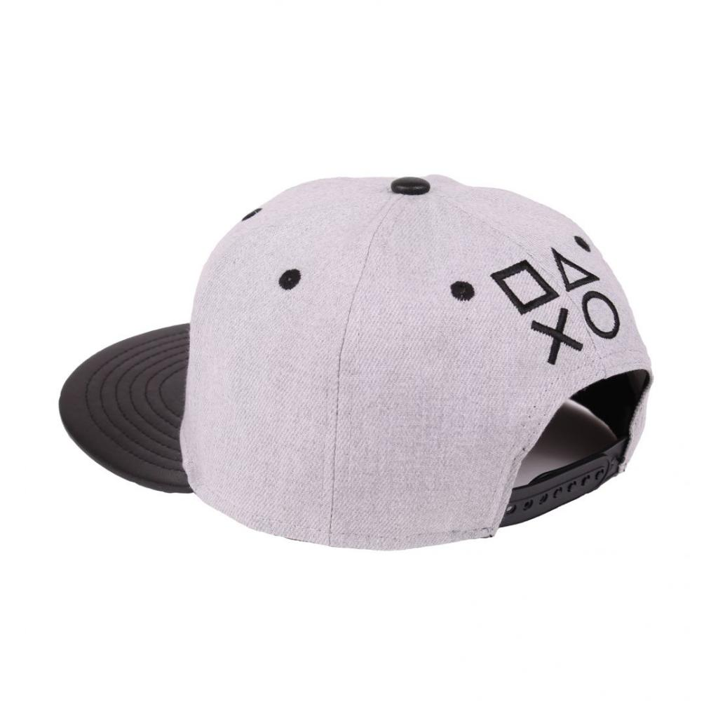 PLAYSTATION - Casquette Black Logo