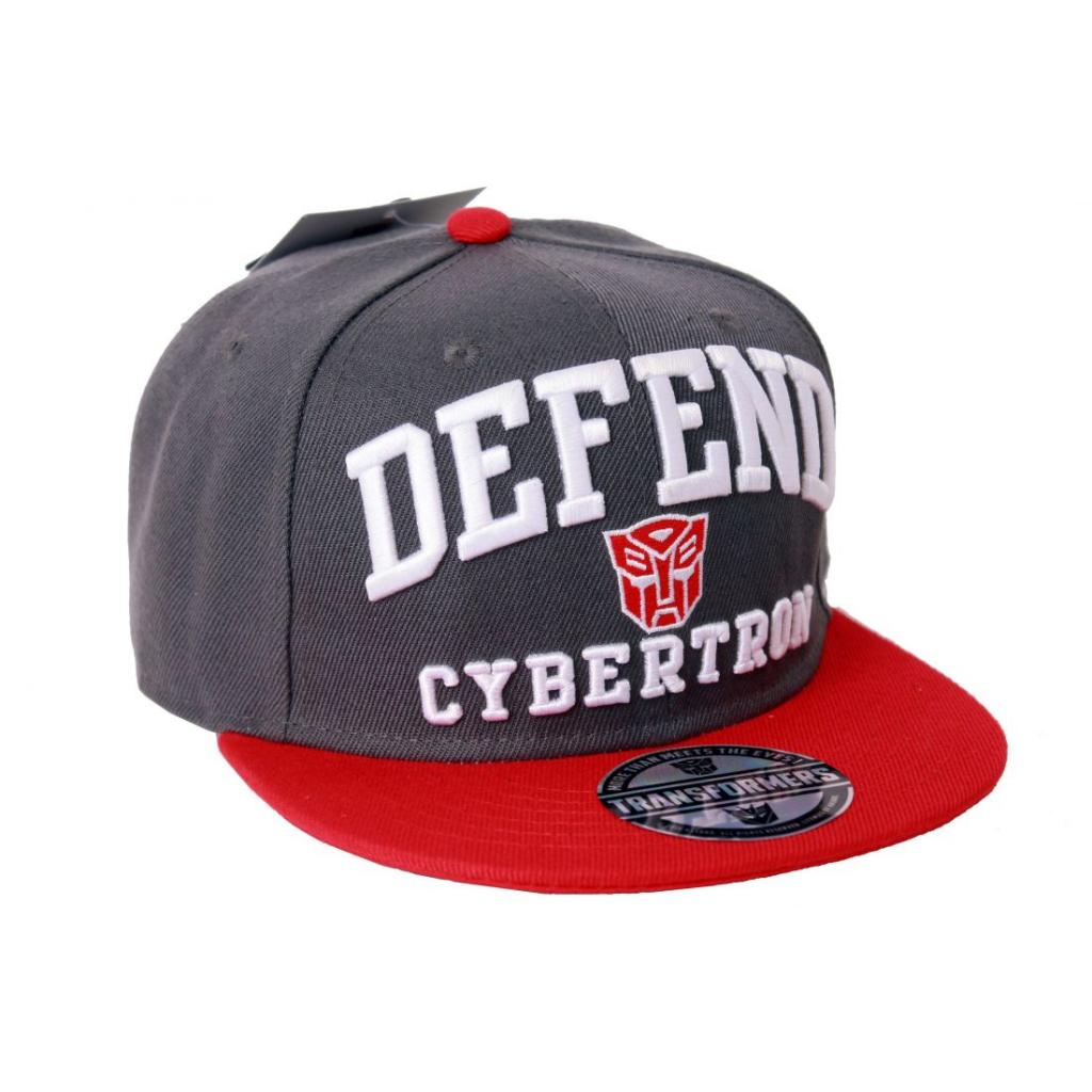 TRANSFORMERS - Casquette Defend Cybertron