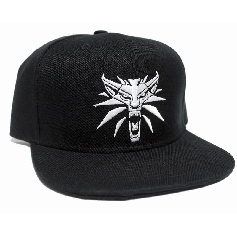 THE WITCHER - Casquette Logo The Witcher III