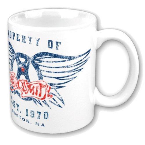 AEROSMITH - Mug 315 ml - Property of Logo
