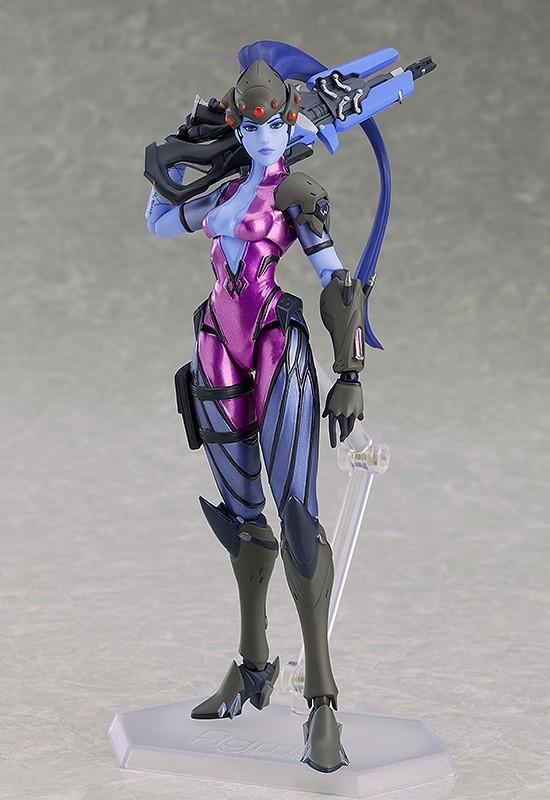 OVERWATCH - Figurine Widowmaker - Figma 16cm 'GoodSmileCompany'