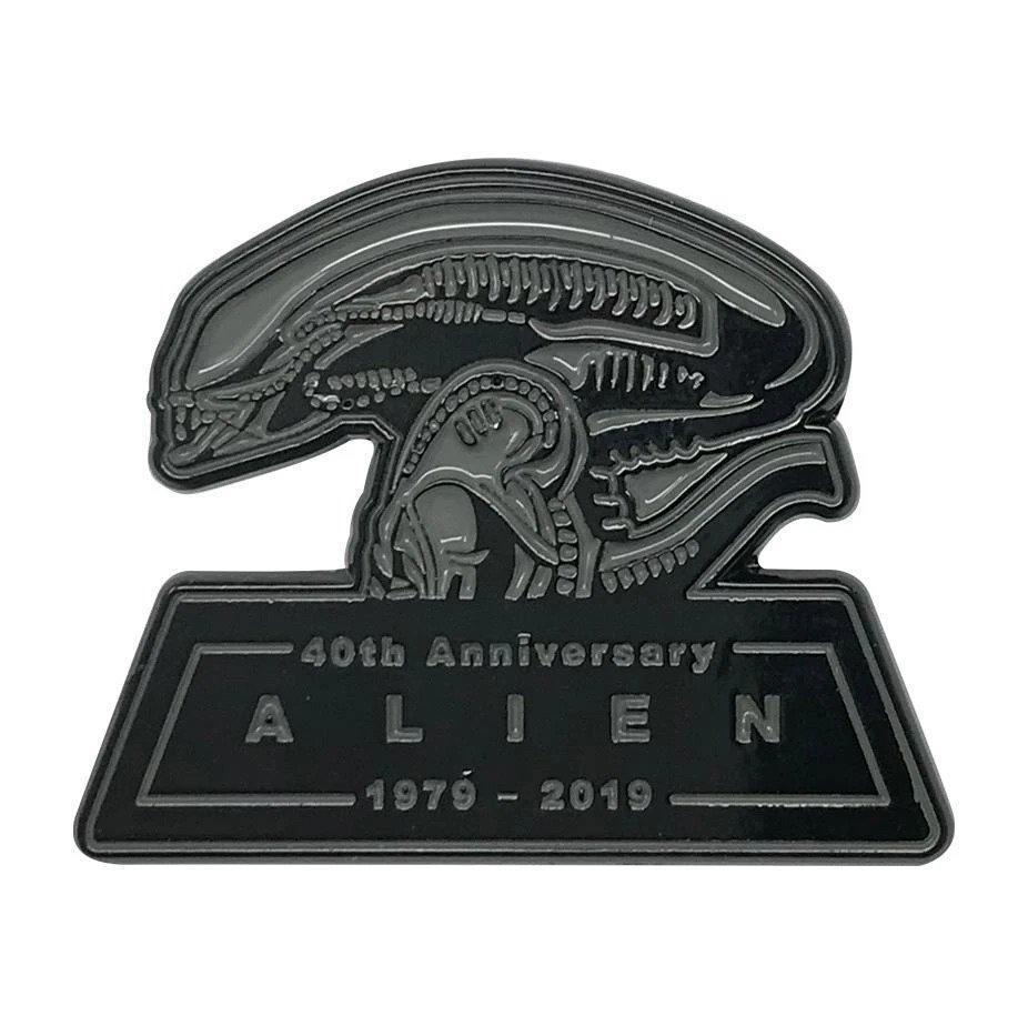 ALIEN - 40ème anniversaire - Pin's édition limitée_1