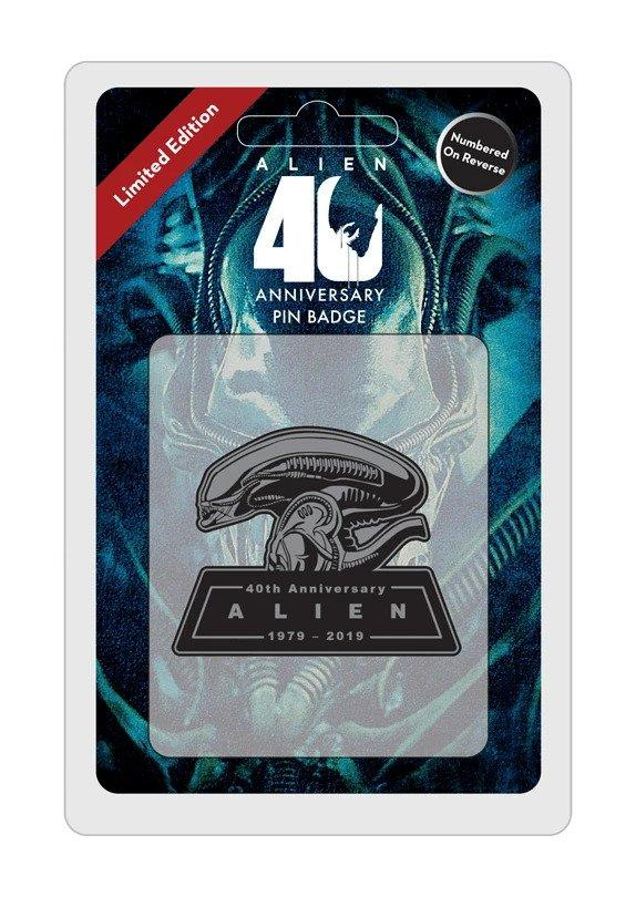 ALIEN - 40ème anniversaire - Pin's édition limitée_2