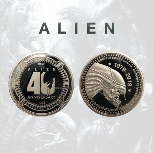 ALIEN - 40ème anniversaire - Pièce de collection édition limitée