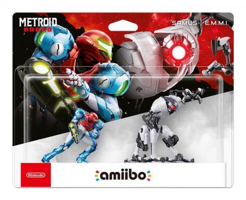 AMIIBO Metroid Dread - Samus & E.M.M.I*