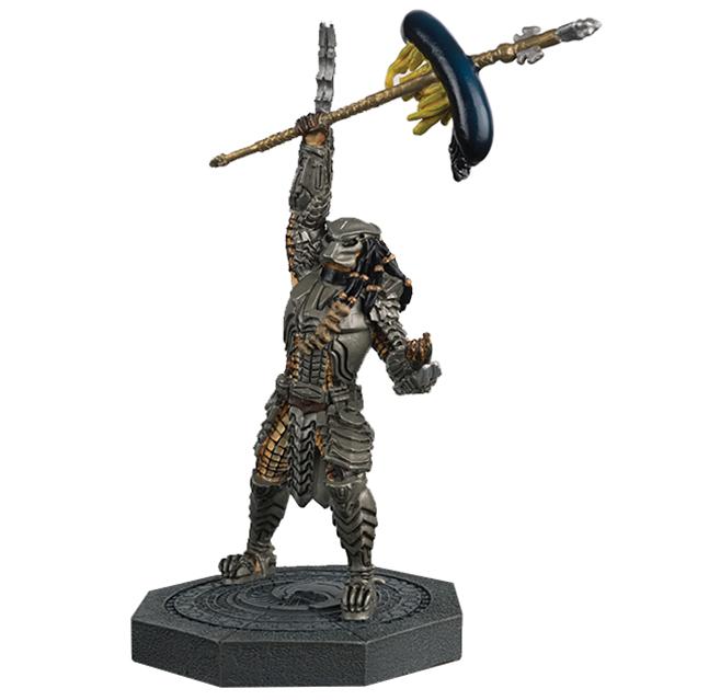 ALIEN & PREDATOR - Figurine Collection 1/16 - Scar Predator - 20cm