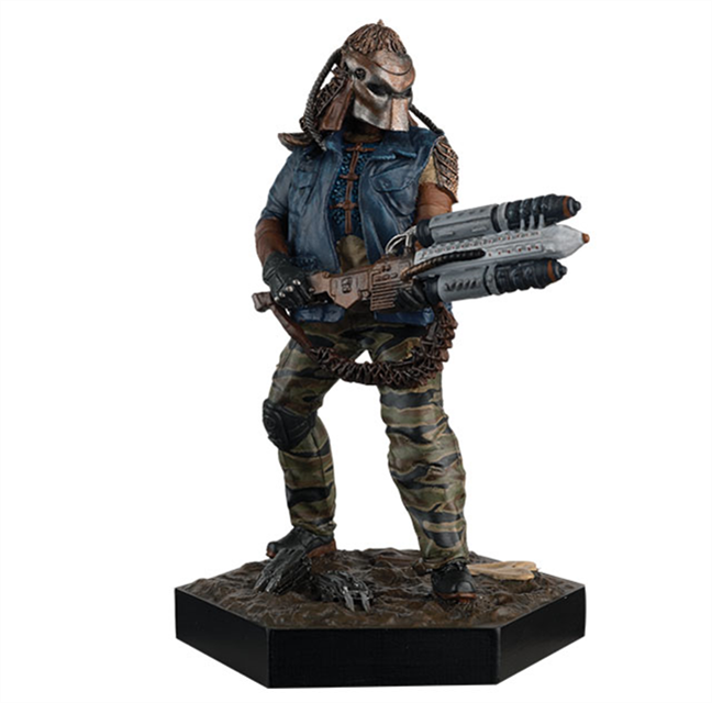ALIEN & PREDATOR - Figurine Collection 1/16 - Ronald Noland - 13.5cm