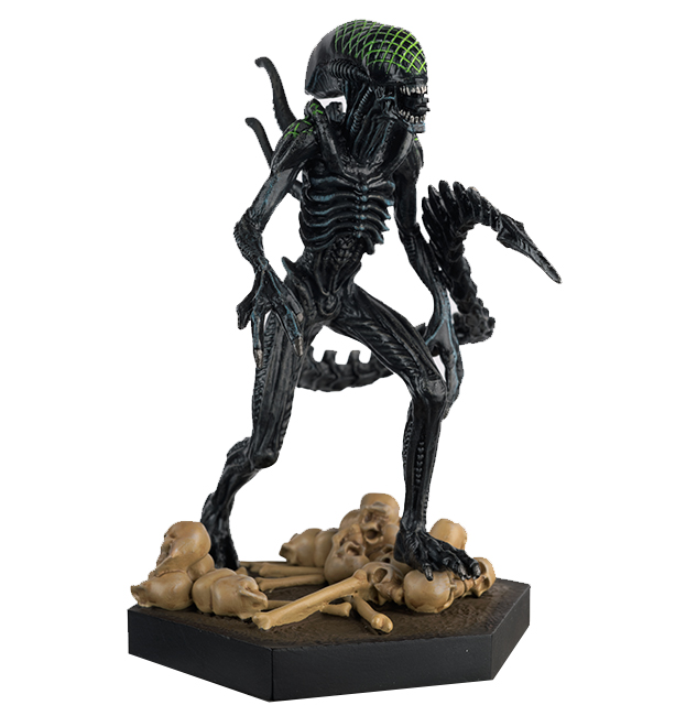 ALIEN & PREDATOR - Figurine Collection 1/16 - Grid Xenomorph - 13.8cm