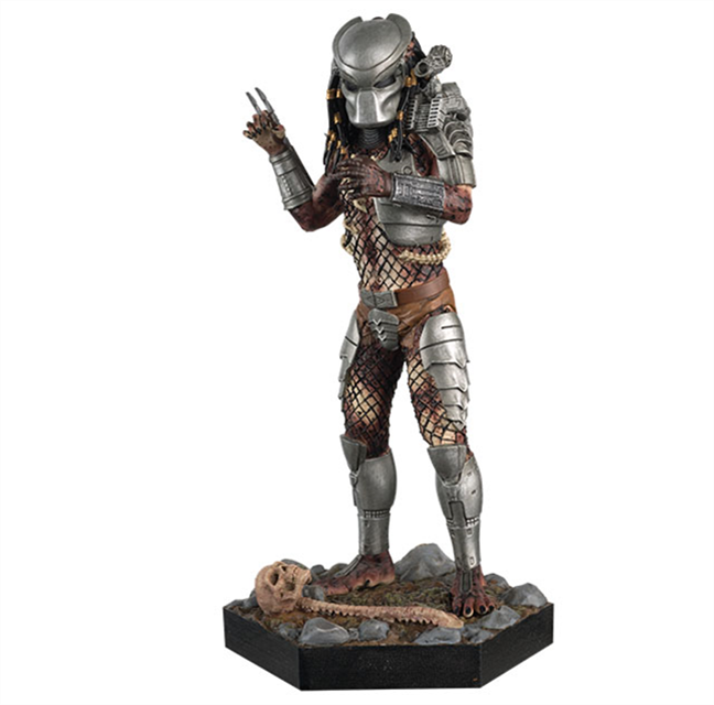 ALIEN & PREDATOR - Figurine Collection 1/16 - Masked Predator - 14cm