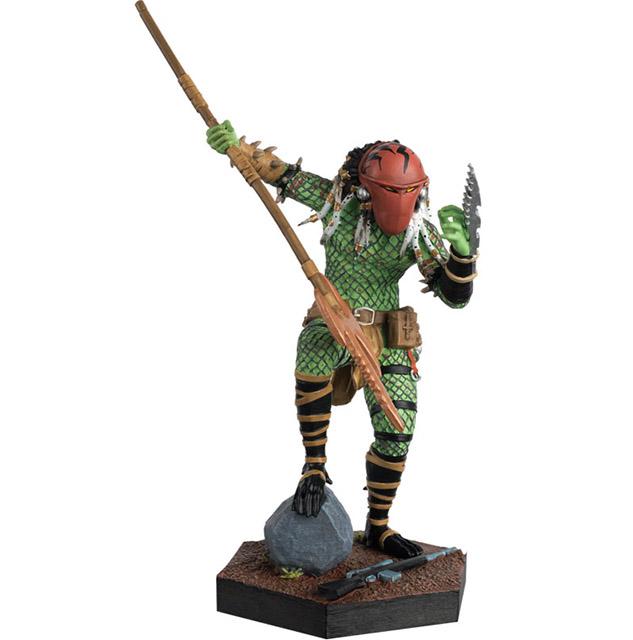 ALIEN & PREDATOR - Figurine Collection 1/16 - Homeworld Predator -13cm_1