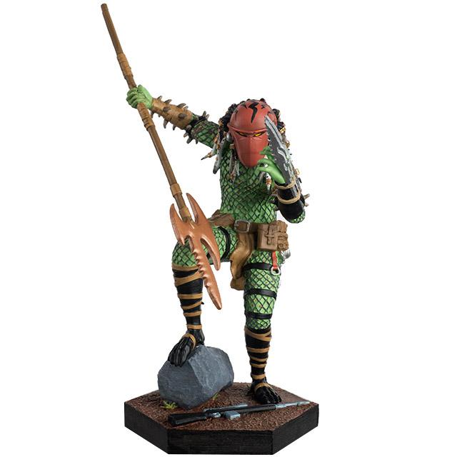 ALIEN & PREDATOR - Figurine Collection 1/16 - Homeworld Predator -13cm_2