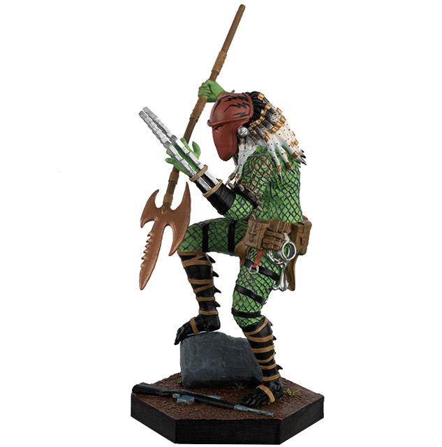 ALIEN & PREDATOR - Figurine Collection 1/16 - Homeworld Predator -13cm_3