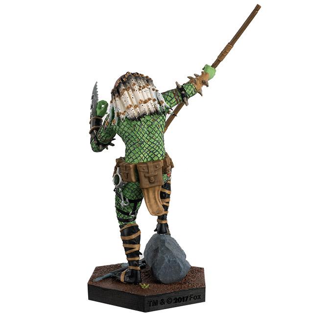 ALIEN & PREDATOR - Figurine Collection 1/16 - Homeworld Predator -13cm_4