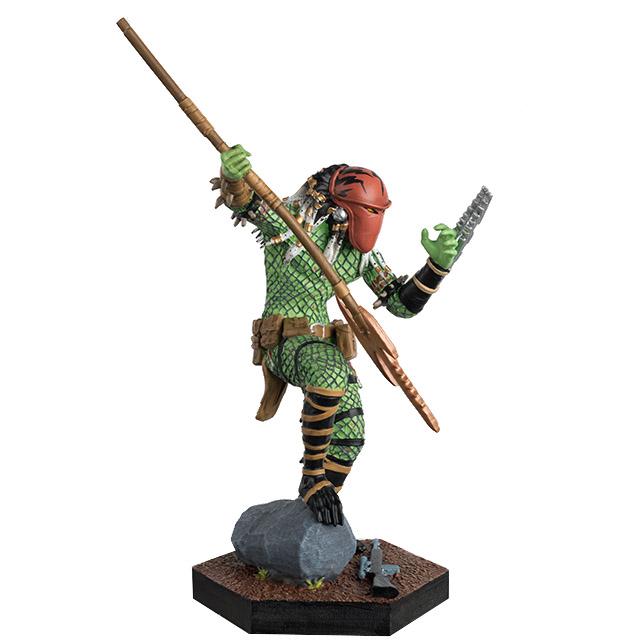 ALIEN & PREDATOR - Figurine Collection 1/16 - Homeworld Predator -13cm_5
