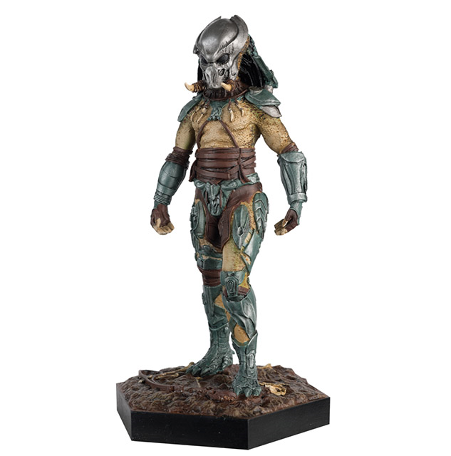 ALIEN & PREDATOR - Figurine Collection 1/16 - Tracker Predator - 14cm