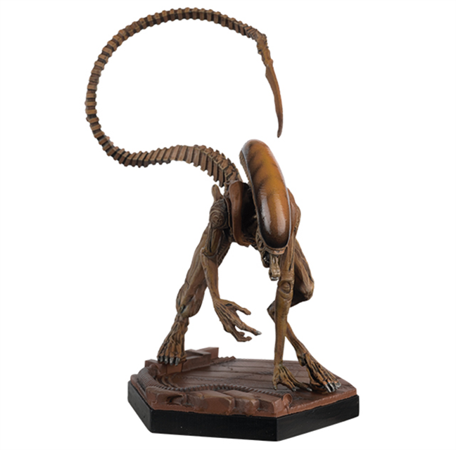 ALIEN & PREDATOR - Figurine Collection 1/16 - Alien 3 - 13cm